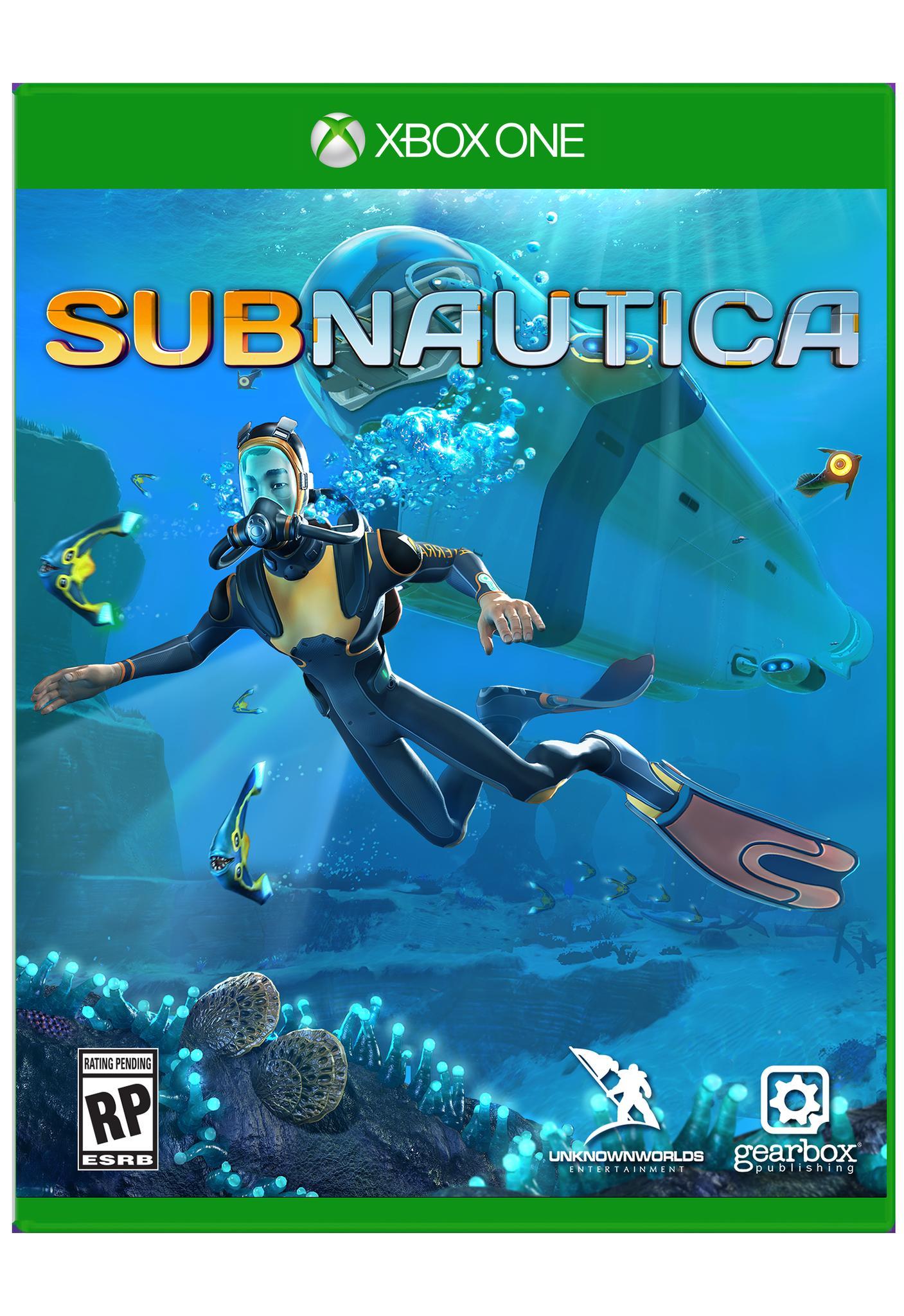 Subnautica (Xbox One) | Gameexplorers.gr